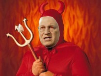 dick cheney is the devil