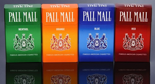 kent cigarettes sheffield