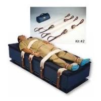 Humane Restraint Locking Bed