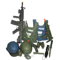 Ultimate Kids Toy Army Combat Set