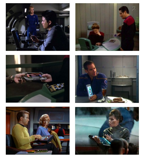 Star Trek Devices
