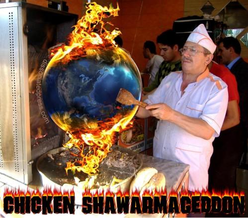 Chicken Shawarmageddon