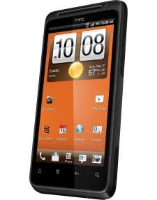 Boost Mobile - HTC EVO Design