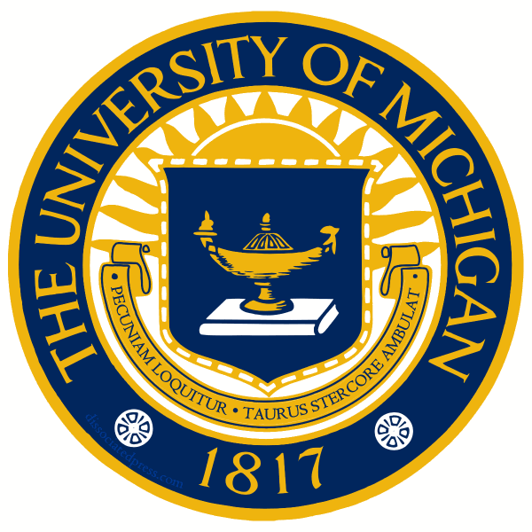 Parody of University of Michigan Seal