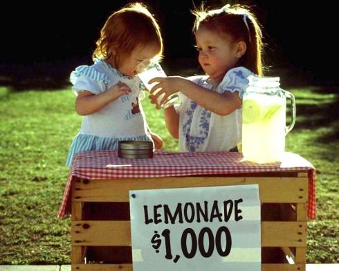 $1,000 Lemonade