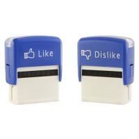 Like Dislike Stamps