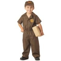 UPS Guy Costume
