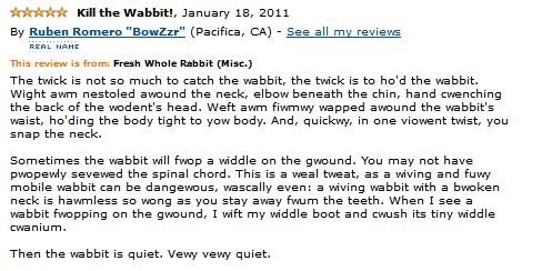 Rabbit  Review